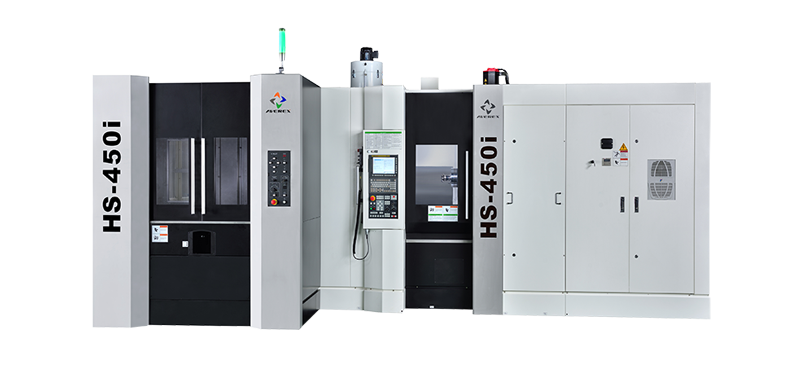 HS-450i 6APC Horizontal Machining Center