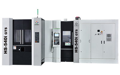 HS-540i GTS 6APC Ultimate High Speed Horizontal Machining Center
