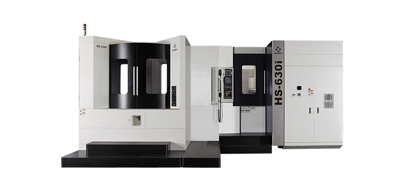 HS-630i 6APC Horizontal Machining Center